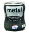 Vitex Heavy Metal Silicon biely 750ml